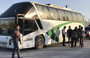 """Syria: rebelianci z Dżaisz al-islam rozpoczęli wycofywanie się z Dumy. """"To ich ostatni bastion w Gucie"""""""