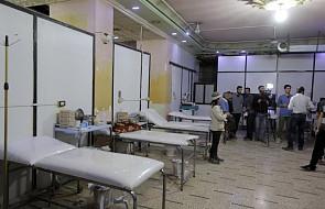 Syria: eksperci OPCW pobrali w Dumie próbki do badań