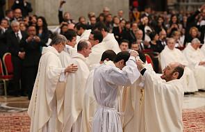 Papież wyświęcił nowych prezbiterów. Zdradził im sekret kapłaństwa