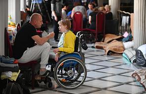 Michałkiewicz: protestujący rodzice niepełnosprawnych osiągnęli to, co zapowiadali