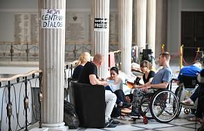 Zastępczyni RPO spotkała się w Sejmie z rodzinami osób niepełnosprawnych