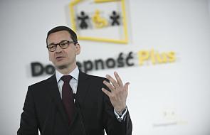 Premier Mateusz Morawiecki podpisał Pakt na rzecz Dostępności plus 2018-2025