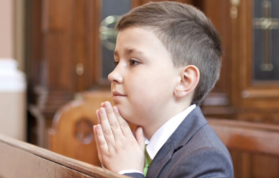 Rachunek sumienia dla dziecka pierwszokomunijnego