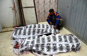 Pakistan: sześciu zabitych w samobójczych zamachach