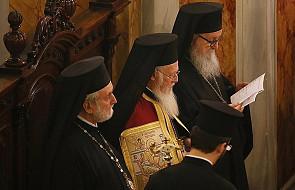 Patriarchat Konstantynopola zajął się sprawą autokefalii prawosławia na Ukrainie