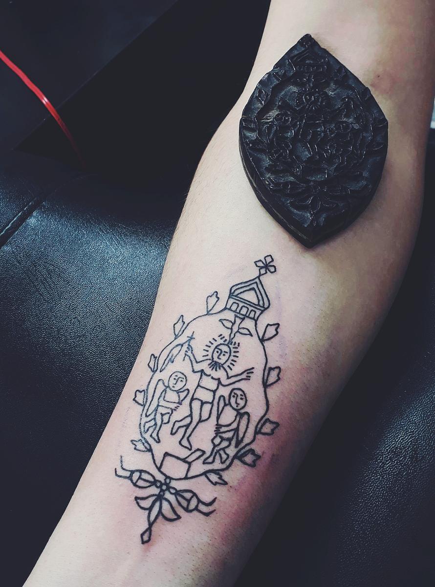 Wymyśl tatuaż dla łobuza i weź udział w konkursie - zdjęcie w treści artykułu nr 3