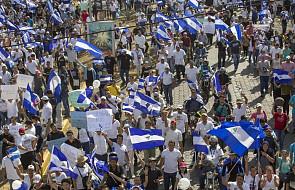 Nikaragua: na ulicach znów pojawiły się demonstracje. Od kul policjantów zginęły już dziesiątki osób
