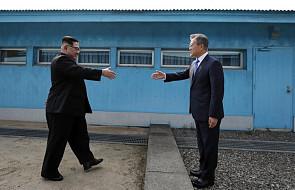 Na historycznym szczycie państw koreańskich Kim zapowiada nową erę