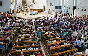 Łagiewniki: wierni gromadzą się na uroczystościach beatyfikacyjnych Hanny Chrzanowskiej