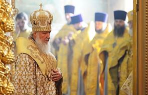 Albania: patriarcha moskiewski i całej Rusi Cyryl z wizytą w Tiranie