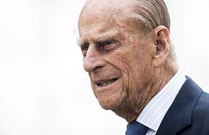 Wielka Brytania: książę Filip przejdzie w środę operację biodra