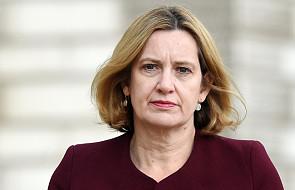 W.Brytania: dymisja szefowej MSW Amber Rudd