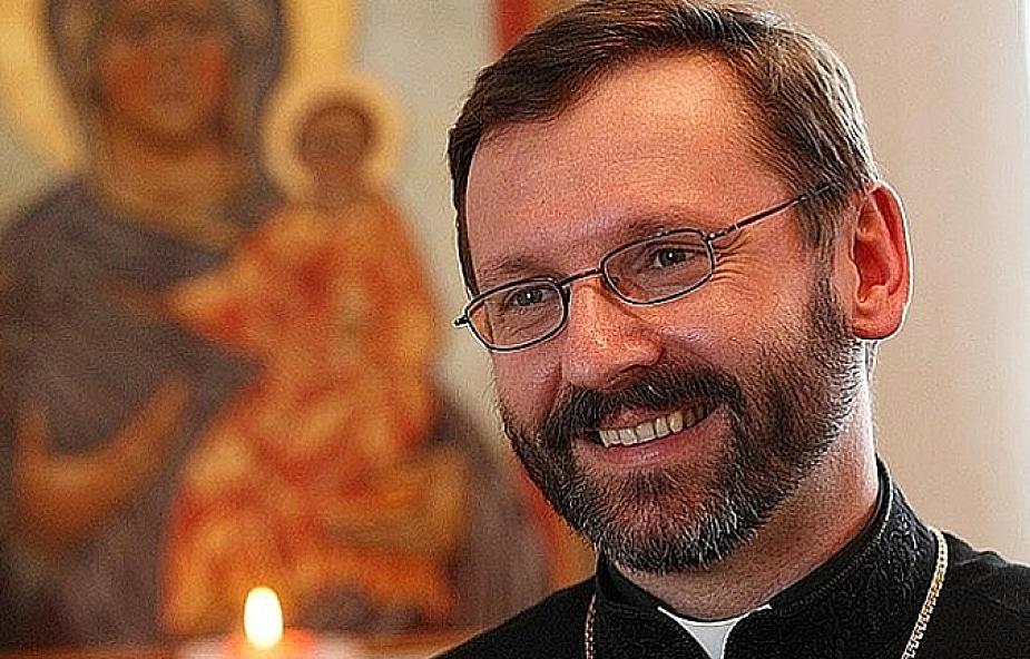 """Ukraina: abp S. Szewczuk wezwał księży do """"ożywienia daru powołania"""""""