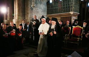 Patriarcha Bartłomiej: sam Bóg chce zjednoczenia katolików i prawosławnych