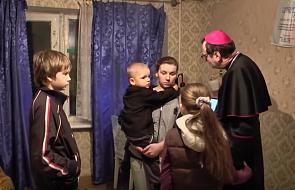 Nuncjusz apostolski w Kijowie apeluje: nie zapominajcie o konflikcie na Ukrainie