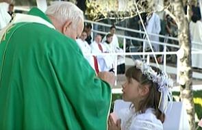 Co mówił święty Jan Paweł II do dzieci pierwszokomunijnych? Oto jego myśli