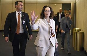 USA: nominowana na szefową CIA Gina Haspel wiele lat pracowała w Rosji
