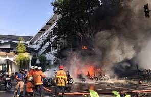 Indonezja: ataki na kościoły przeprowadziła rodzina inspirowana Państwem Islamskim
