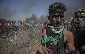 58 Palestyńczyków zabitych w starciach z izraelskimi siłami w Strefie Gazy