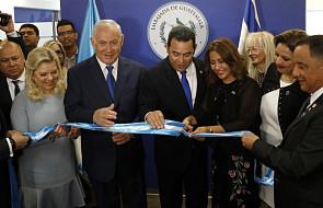 Gwatemala przeniosła ambasadę w Izraelu do Jerozolimy