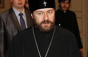 Do Polski przyjeżdża metropolita Hilarion z Rosji