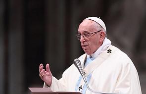 Franciszek: pomyślmy o wielkim powołaniu, do którego zostaliśmy wezwani