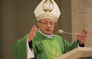 Abp Ryś: w ten sposób można zamknąć się na działanie Ducha Świętego