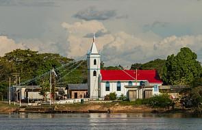 Amazonia: katolicy chcą większej obecności Kościoła w najbardziej odległych wspólnotach tego regionu