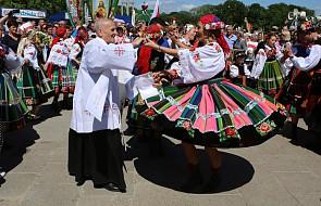 Pierwsza w tym roku piesza pielgrzymka dotarła na Jasną Górę
