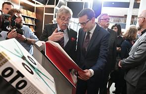 Kulminacja Warszawskich Targów Książki. Odwiedził je premier Morawiecki