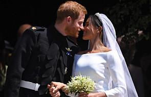 Brytyjskie media: ślub Harry'ego i Meghan zmieni monarchię