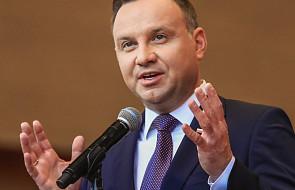 Prezydent do Polonii w USA: proszę, byście zawsze byli razem i wspierali Polskę