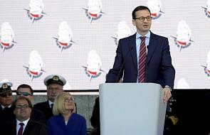 Premier: polski przemysł stoczniowy ma ogromny potencjał