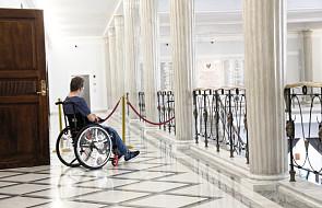 Rafalska: protest osób niepełnosprawnych niezwykle się upolitycznił