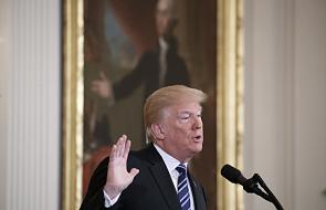 Donald Trump zapowiedział śledztwo w sprawie infiltracji jego kampanii wyborczej