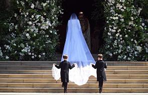 Wiemy, co stało się z kwiatami po weselu Meghan i Harry'ego. Powędrowały w szczególne miejsce