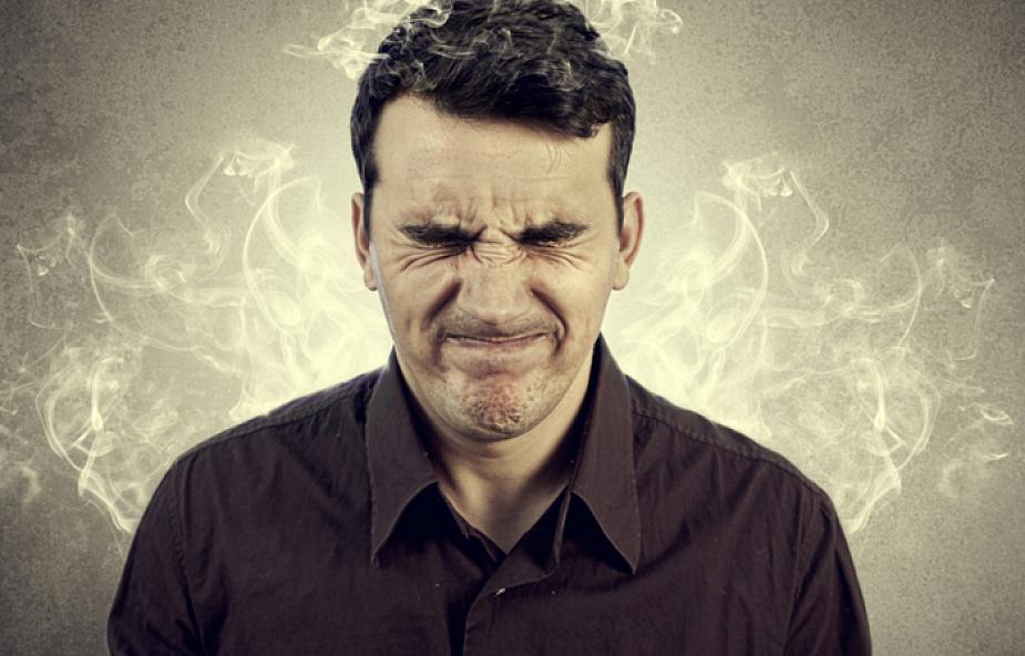 Wulkan kontrolowany - czyli mężczyzna i emocje