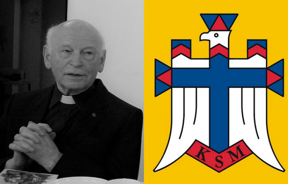 Zmarł ks. Antoni Sołtysik - pierwszy asystent generalny KSM