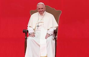 Franciszek: chrześcijanie mają ukazywać światu ogrom Bożej miłości
