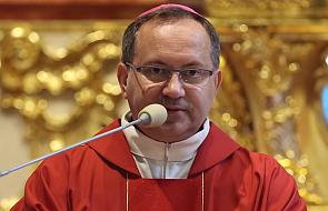 Bp Muskus apeluje do młodych o solidarność z chrześcijanami w Ziemi Świętej