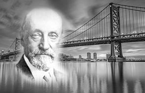 Polak, który budował w Ameryce mosty. Poznaj jednego z najlepszych konstruktorów w historii USA