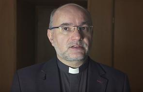 """Ks. Andrzej Draguła laureatem Nagrody Dziennikarskiej """"Ślad"""""""