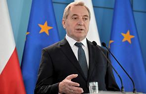 Kowalczyk: nie pozwolimy na to, by Polska stała się śmietniskiem Europy