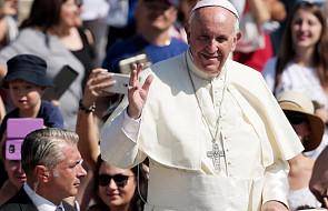 Papież otrzymał kopię obrazu Caravaggia dla kaplicy w Domu św. Marty