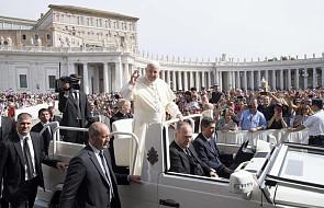 Watykan: w poniedziałek papież przyjmie premiera Morawieckiego na audiencji