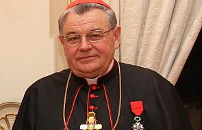 Kardynał: rozumiem sprzeciw wobec bluźnierczej sztuki