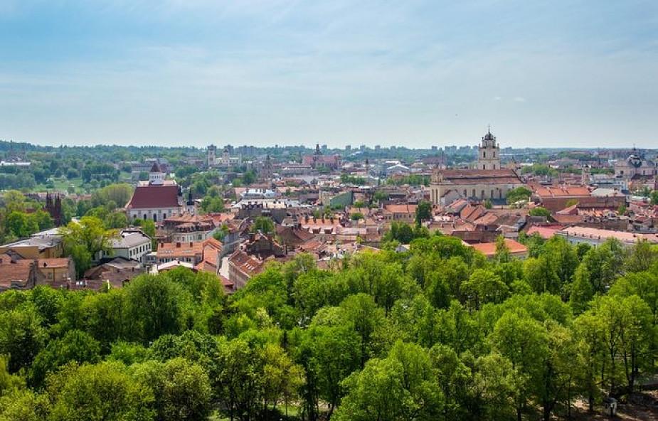 Wielotysięczny biało-czerwony pochód przeszedł ulicami Wilna