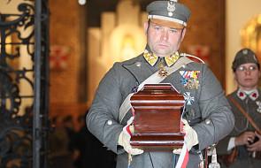 W Warszawie pożegnano twórcę artylerii Legionów Polskich gen. Ottokara Brzozę Brzezinę