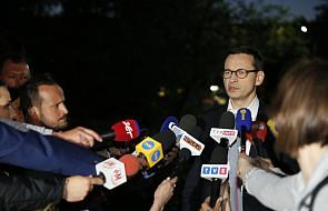 Premier: rząd robi wszystko, by doprowadzić do jak najszybszego odnalezienia pięciu górników