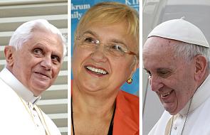Co smakuje papieżowi? Ta pani gotowała już dla dwóch
